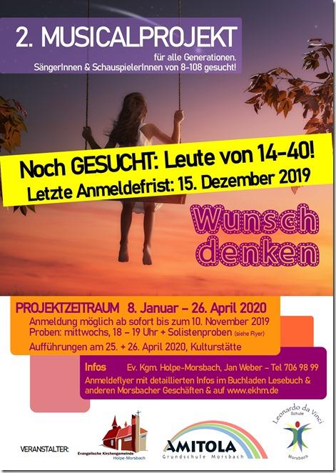 Plakat Musicalprojekt 2020_noch gesucht (002)