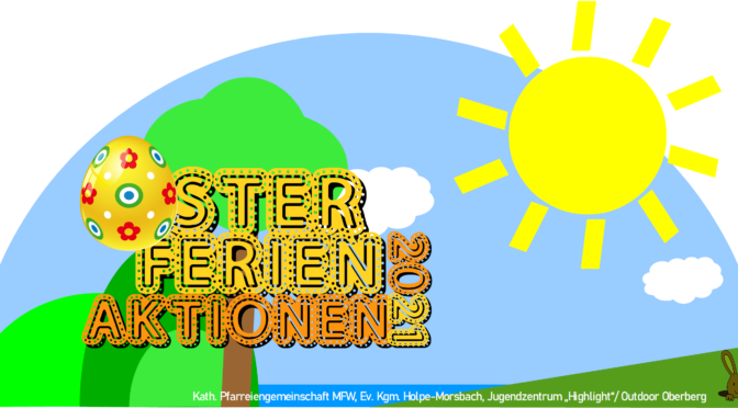 OSTERFERIEN-AKTIONEN
