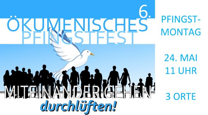 Durchlüften! Ökumenisches Pfingstfest